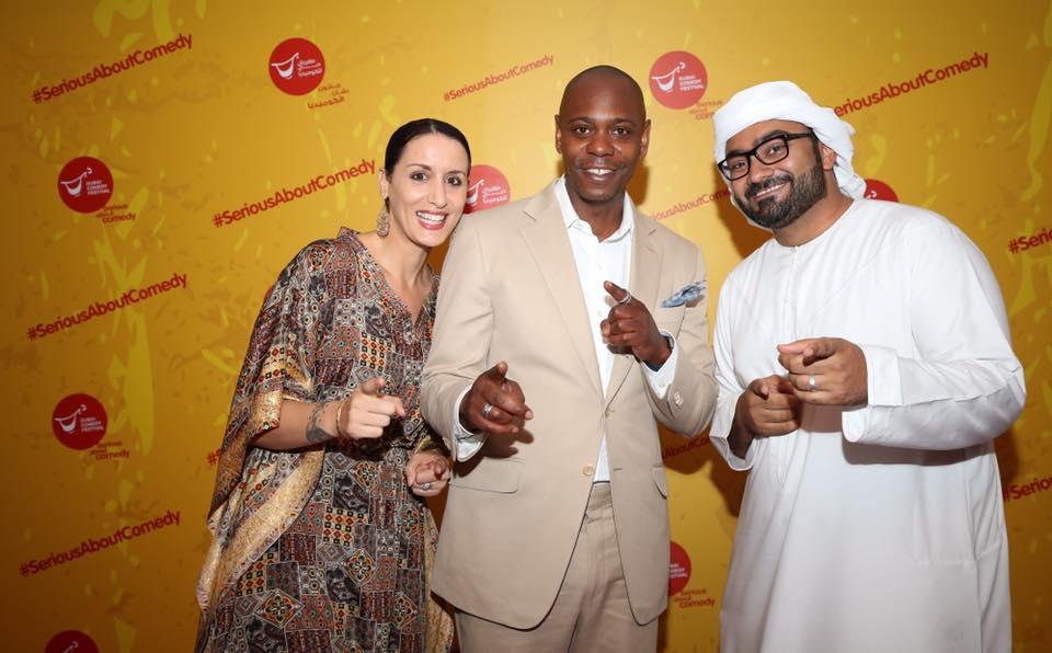 Dubai Comedy Festival - Dave Chappelle