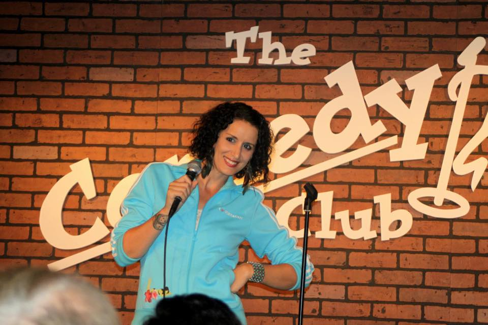 The Comedy Club NY